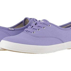 Keds Champion Lilac Womens Sneakers
